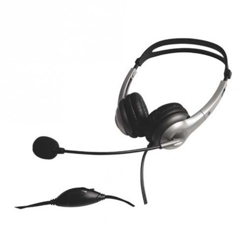Geemarc Amplicall CLA3 Hearing Aid Compatible Headset and Mic