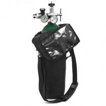 Oxygen D-Cylinder Shoulder Bag