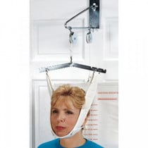 Cervical Overdoor Traction Set