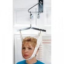 Cervical Overdoor Traction Set