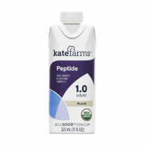Kate Farms Peptide 1.0 Pediatric Plant Based Nutrition Drink