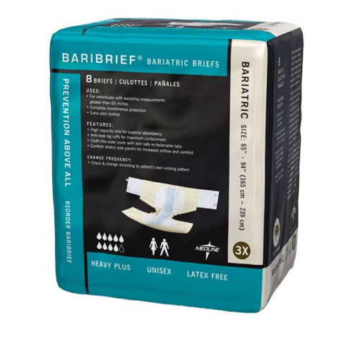 Baribrief Bariatric Briefs