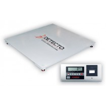 Detecto In-Floor Scales