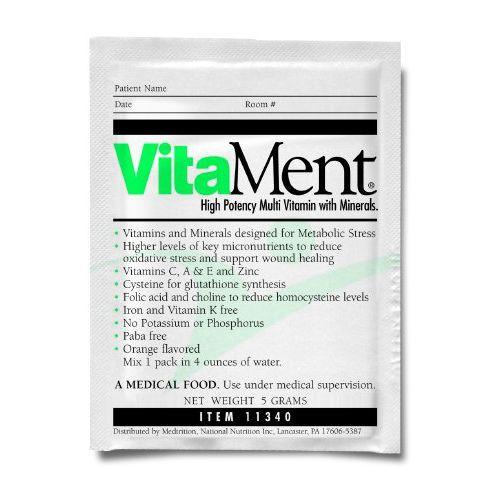 VitaMent High Potency Multi Vitamin with Minerals