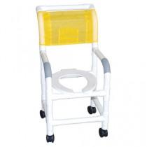 MJM PVC Pediatric Shower Chair