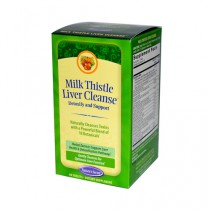 Nature's Secret Milk Thistle Liver Cleanse