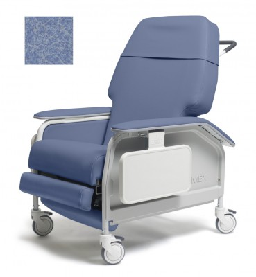 lumex extra wide clinical care geri chair recliner 5af