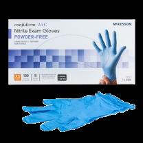 Confiderm 4.5C Chemo Rated Nitrile Exam Gloves Powder Free - NonSterile