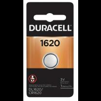 1620 Duracell Duralock Batteries