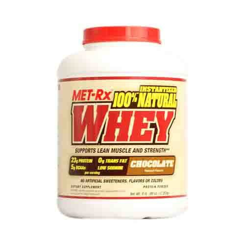 Instantized Whey Natural Powder