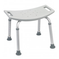 Drive Deluxe KD Bath Shower Bench with Optional Back