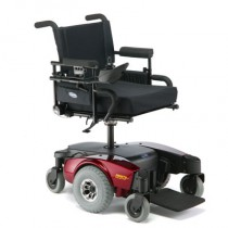 Invacare Pronto M61 Sure Step Elevating Seat Power WheelChair