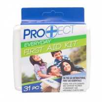 Cosrich Pro+ect First Aid Kit, 31 Piece