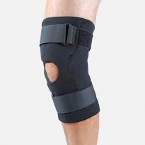 Neoprene Hinged Knee Support with Anterior Closure