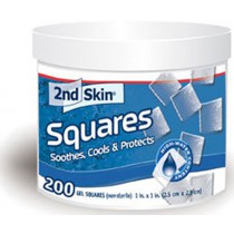 2nd Skin Dressing 1 Inch Squares