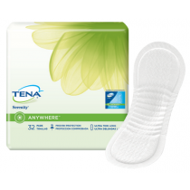 TENA Serenity Anywhere Ultra Thin Pads