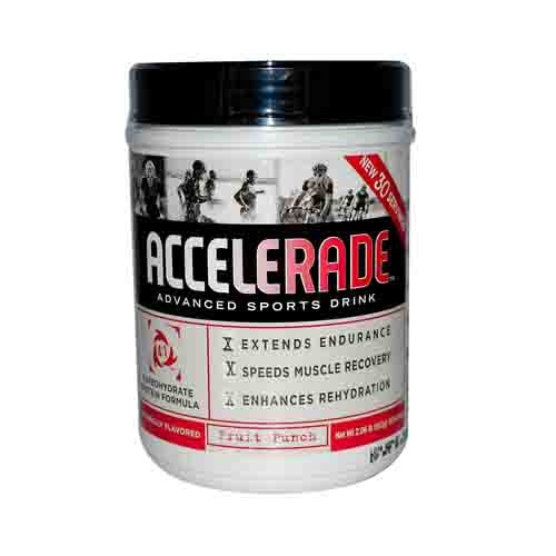 Accelerade Energy Supplement