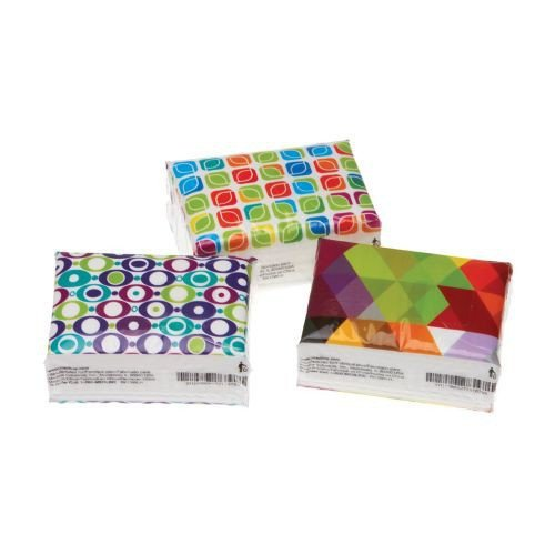 Facial Tissue Pocket Packs