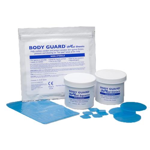 BODY GUARD Hydro Gel Sheets