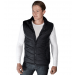 Quilted Nylon Heated Vest  for Men