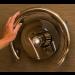 Invisia Shower Accent Ring Grab Bar