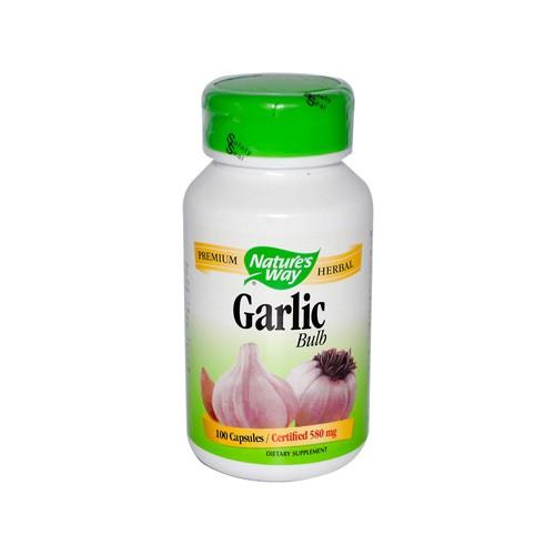 Nature's Way Garlic Bulb