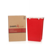 Sharps Assure 18-Gallon Retrieval Program