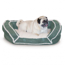 K and H Pet Products Deluxe Bolster Couch