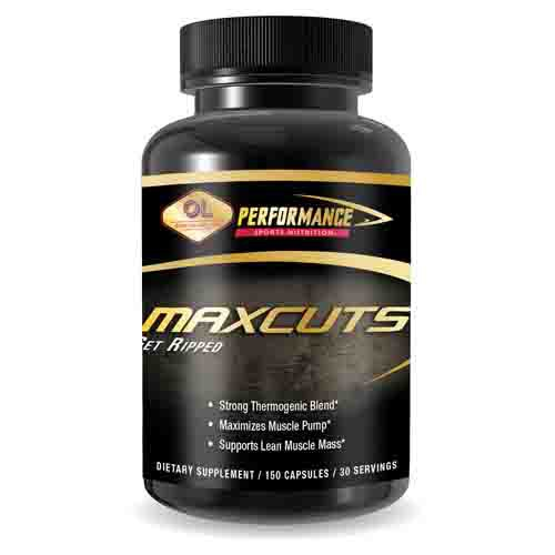 MaxCuts Muscle Building Supplement