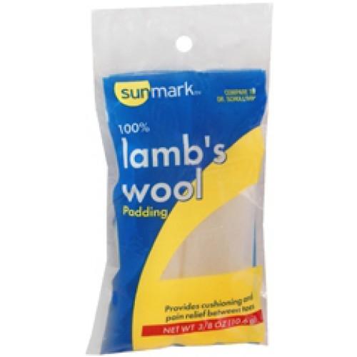 Sunmark Lamb's Wool Padding