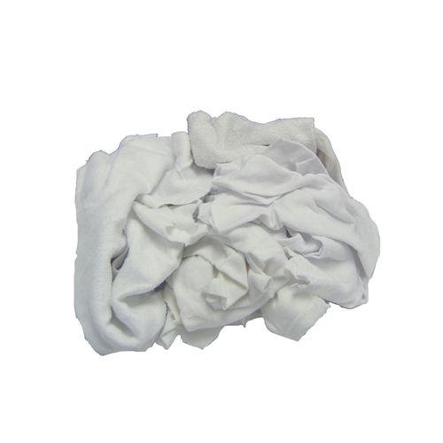 White Sweatshirt Rags