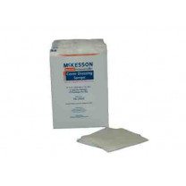 Mckesson 4 x 4 Inch Cover Dressing Sponges, Sterile - 16-2436