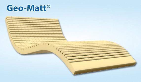 Geo Matt Foam Mattress Overlay 5009 50960457 50960580