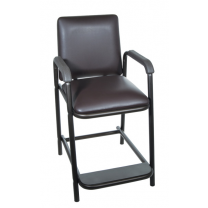 Hip High Chair with Comfortable Padded Seat
