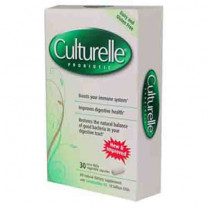 Culturelle Probiotic Dietary Supplement