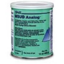 MSUD Analog Infant Formula for Maple Syrup Urine Disease