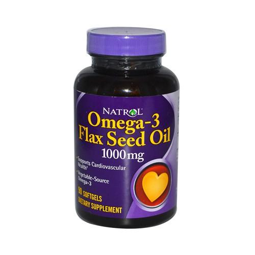 Natrol Omega Flax Seed Oil