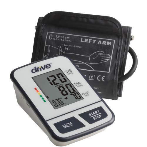 Economy Blood Pressure Monitor, Upper Arm
