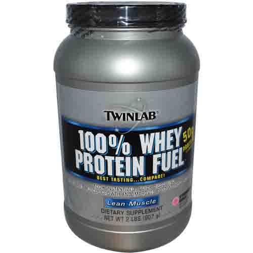 100 Percent Whey Protein Fuel  High Protein Powder