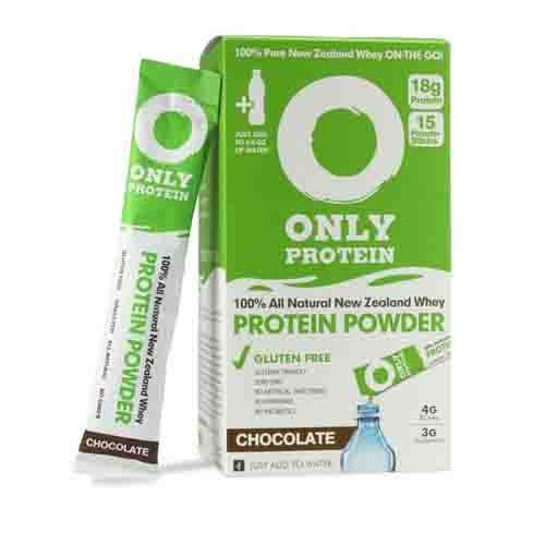 Whey Protein Powder Packets