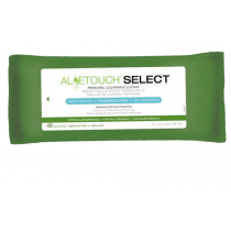 Aloetouch SELECT Personal Cleansing Wipes