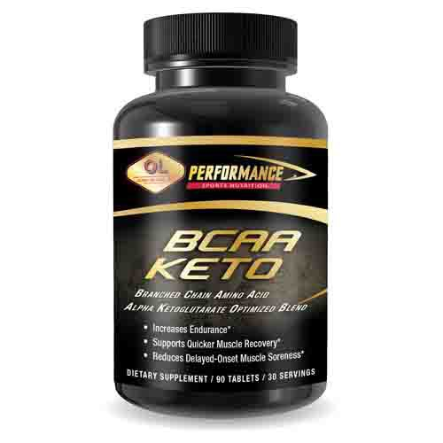 BCAA Keto 3-to-1 Amino Acids