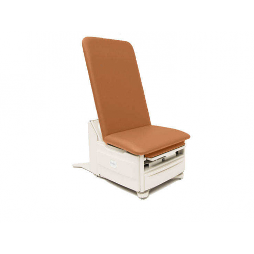 Brewer FLEX 5801 Access Power Back Exam Table with Pelvic Tilt, Warmer & Outlet