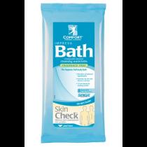 Impreva Bath Cleansing Washcloths Fragrance Free