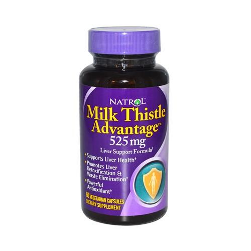 Milk Thistle Advantage 525 mg