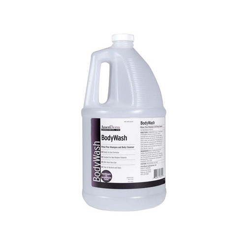 AmeriDerm Body Wash Shampoo 1 Gal