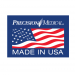 Precision Medical Made in the USA logo