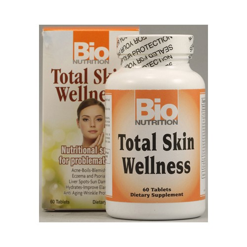 Bio Nutrition Total Skin Wellness Dietary Supplement