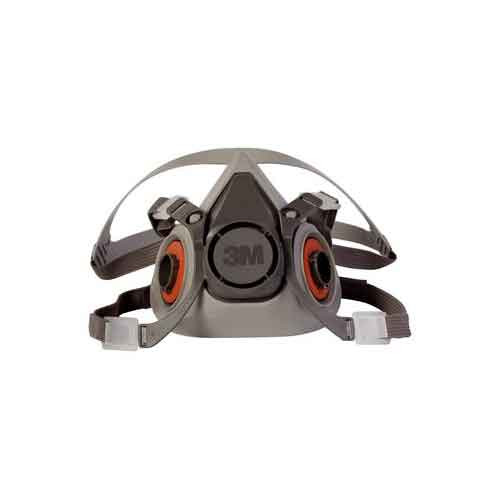 Thermoplastic Elastomer Half Mask 6000 Series Respirator