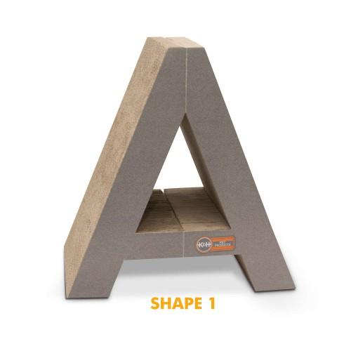 Stretch N' Scratch Cardboard Toy